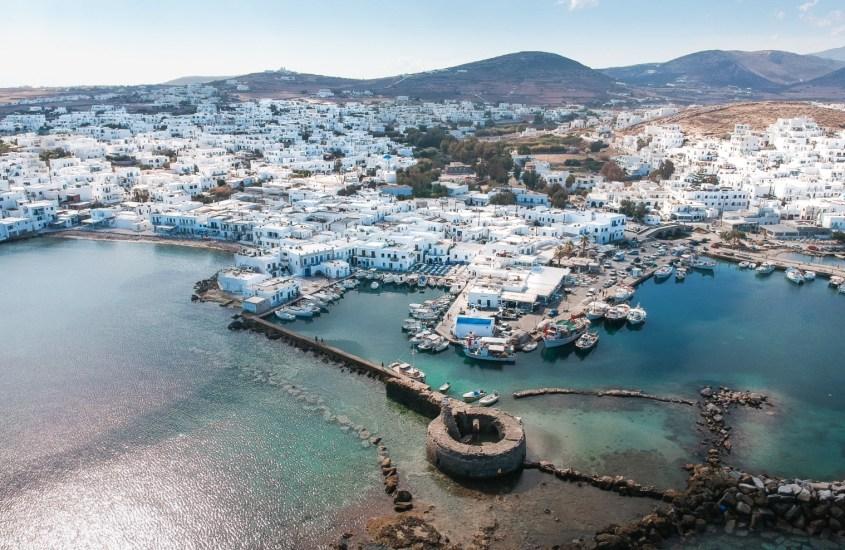 Paros on Kreikan nouseva suosikkikohde