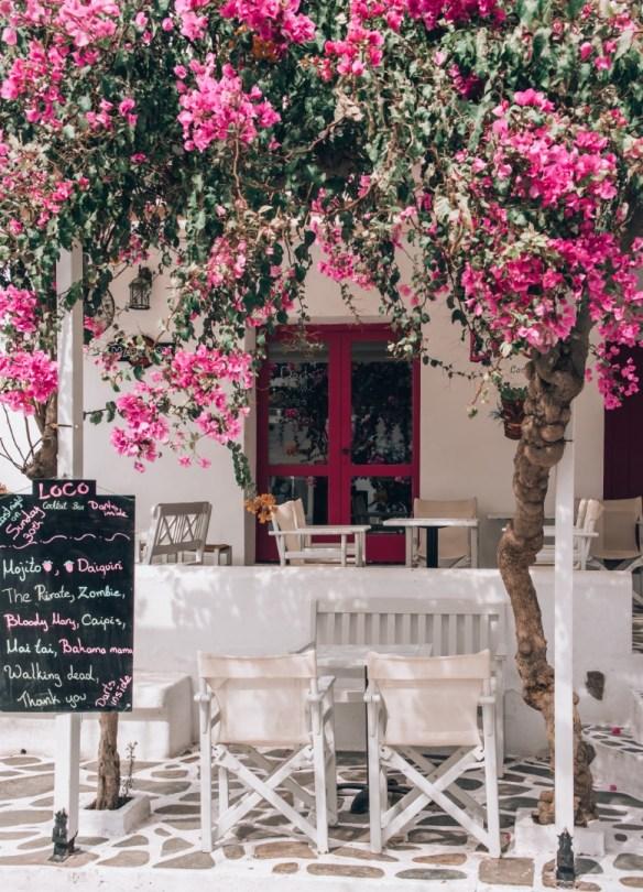Kreikka saarihyppely