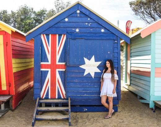Australiassa asuminen | Brighton Beach, Melbourne