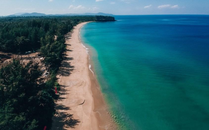 Phuket Natai Beach