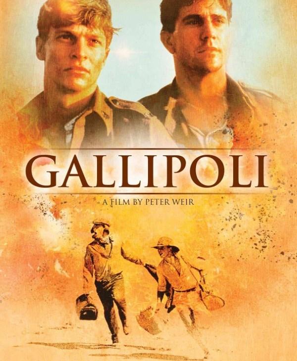Australialaiset elokuvat - Gallipoli