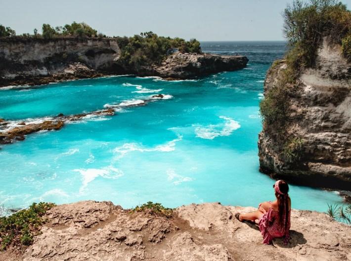 Nusa Lembongan kokemuksia | Blue Lagoon