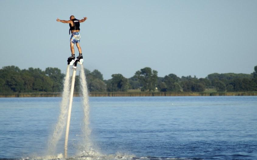 Extreme-elamykkset | Flyboarding