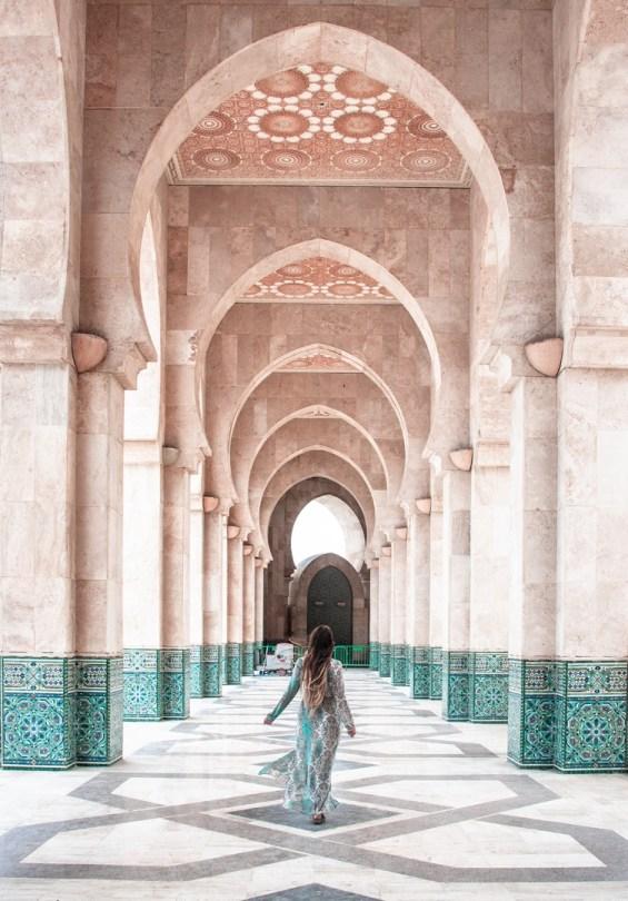 Marokko - Parhaat kohteet   Casablanca