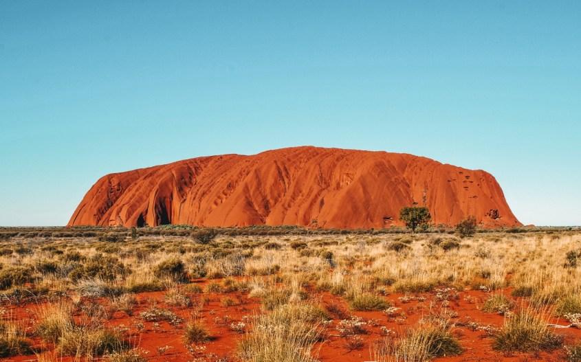 Australian kansallispuistot | Uluru