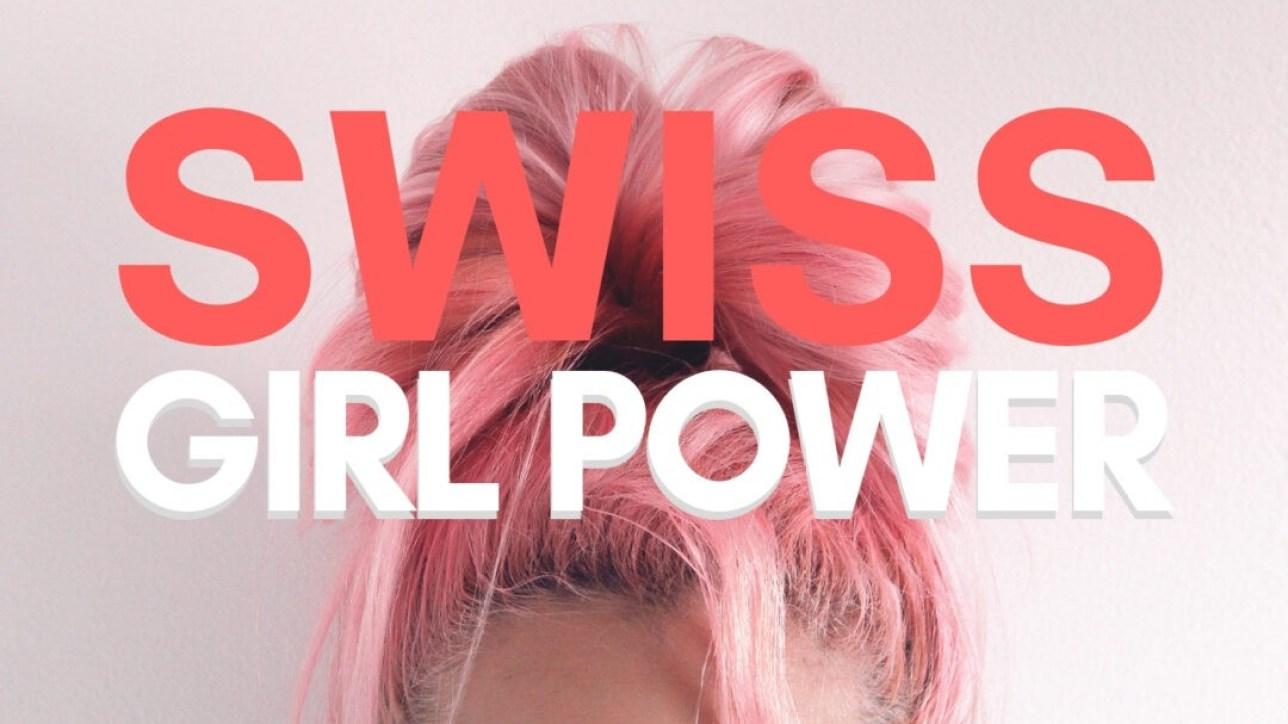 Swiss girl