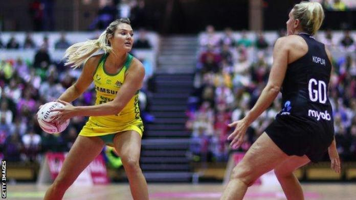 Netball World Cup 2019: Eight players to watch in Liverpool 1
