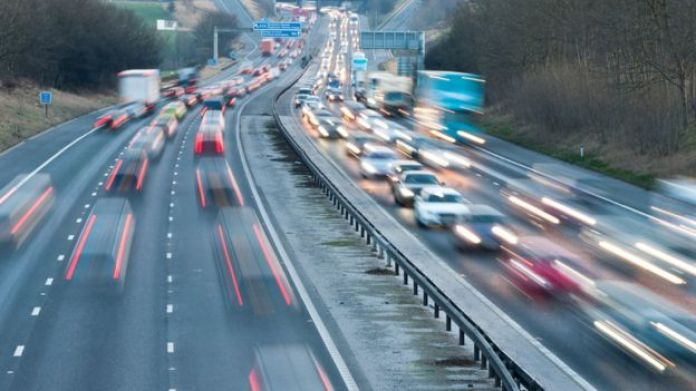 Dublin traffic pollution 'poses risk to health' 1
