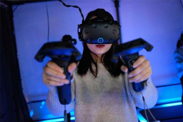 VISUAL REALITY IN GAMING 1