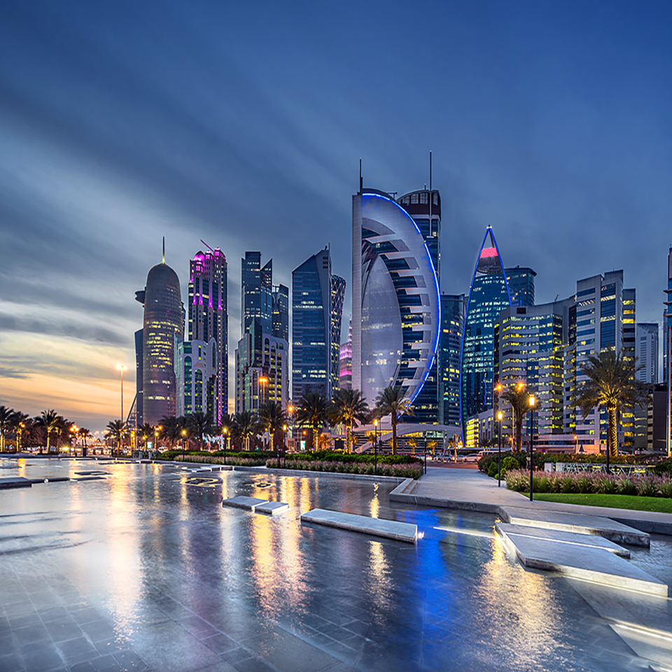 Qatar: The richest country in the world 1