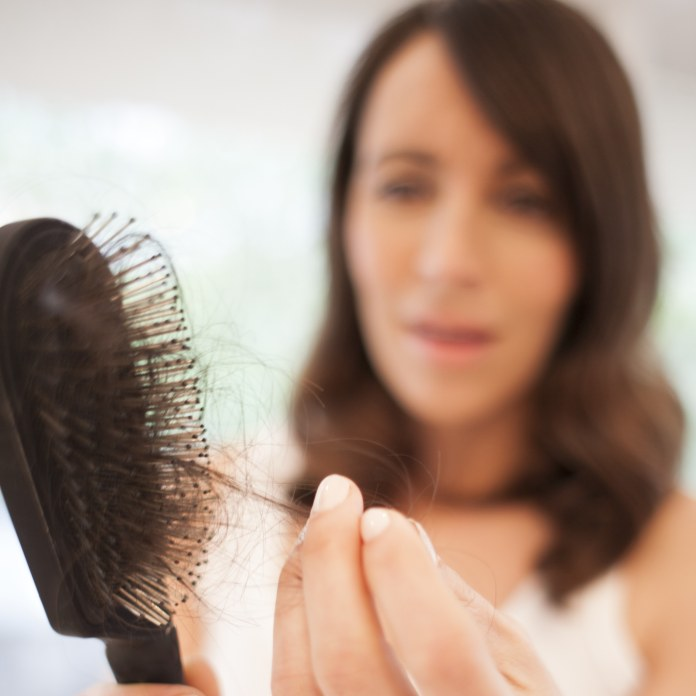 Hair loss - A new treatment was discovered - image  on https://muvison.com