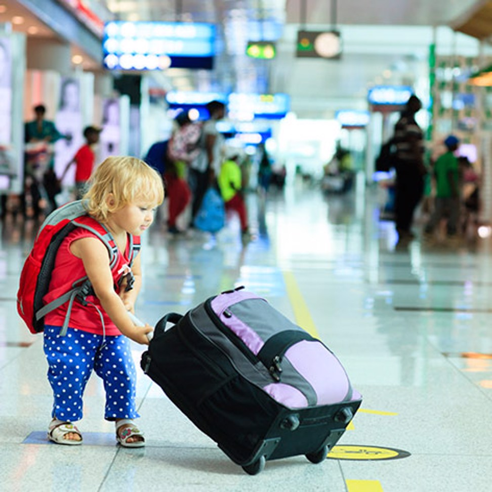 Tips to Make Flying Easier with Kids 2