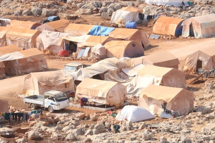 Syrian Conflict Traps Refugees in an Exodus to Nowhere 3