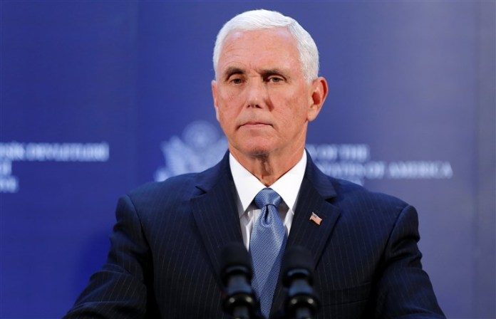 US decided how they will tackle Iran: Mike Pence held a press conference to explain - изображение  на https://muvison.com