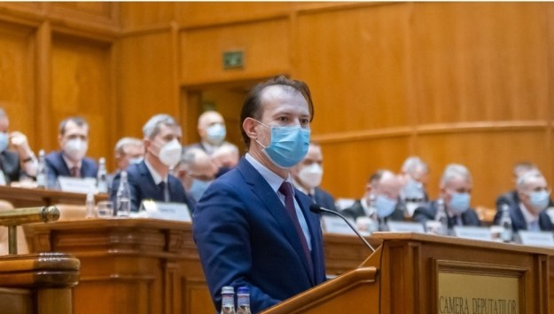 Romanian Parliament dismissed the government