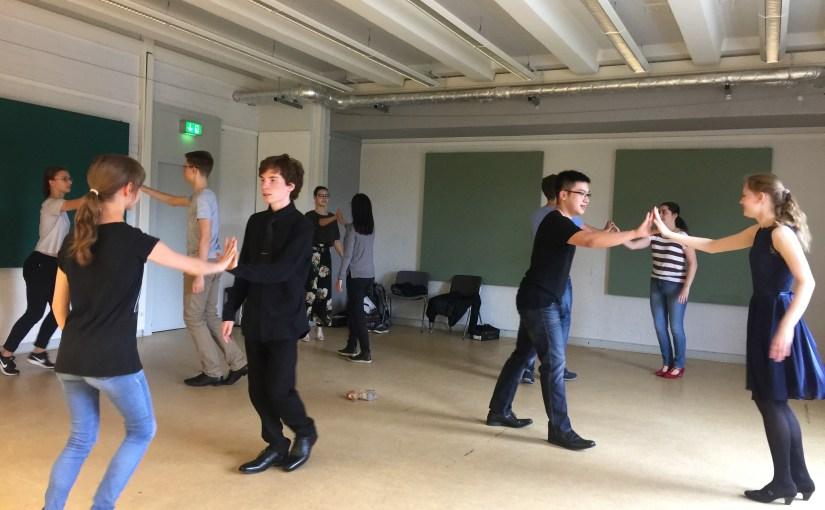 Die Standards des Tanzens
