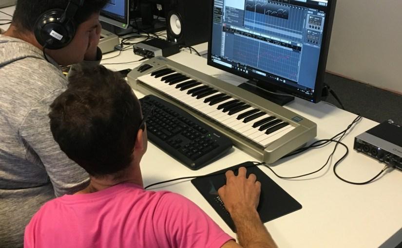 Hilfe bei der Bearbeitung der ersten Beats.