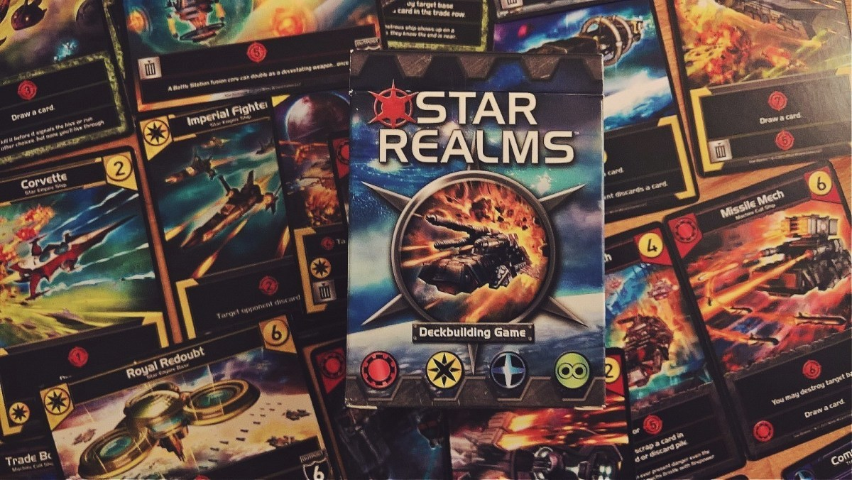 Der Kampf um die Star Realms beginnt...