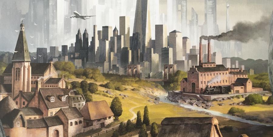 Civilization: A New Dawn - Der Zauberer und die fliegenden Händler