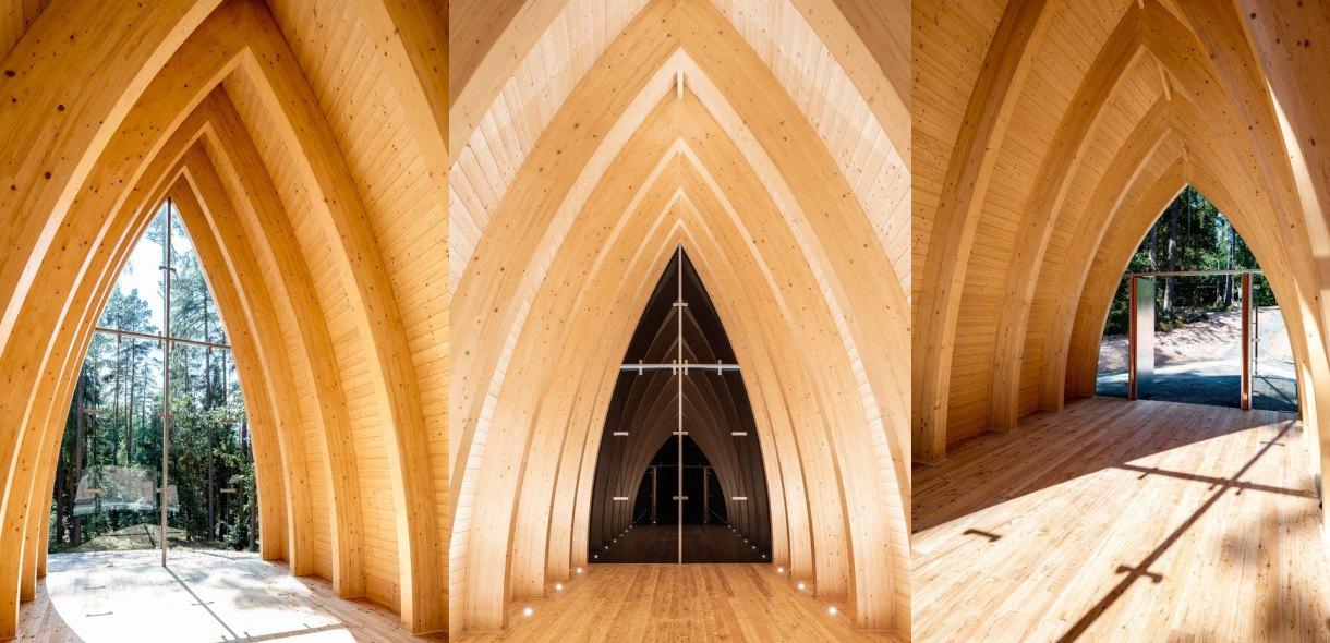 Chapel-Ruhewald-Schloss-Tambach-long3-night-wooden
