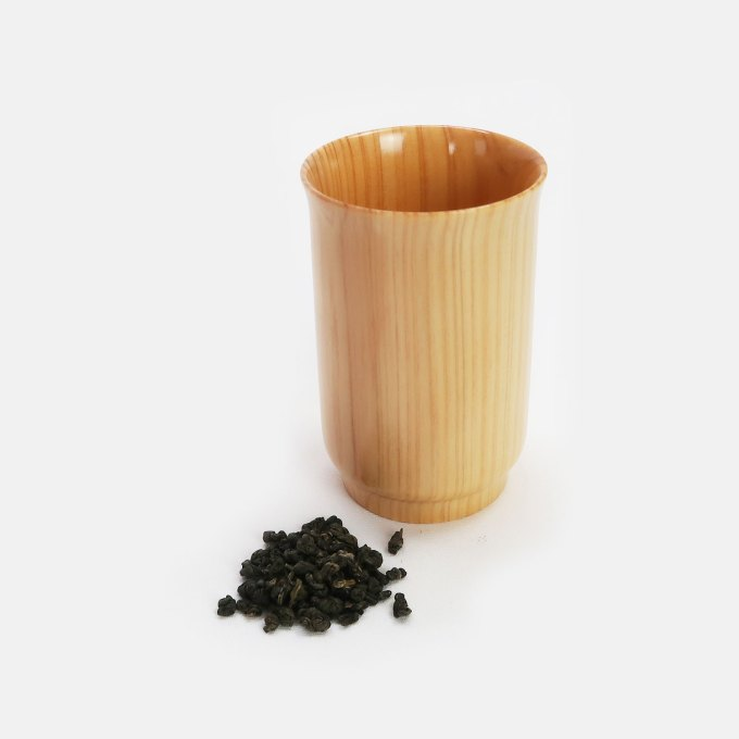 Japanese Cypress Cup-sake-wooden-cup-tea