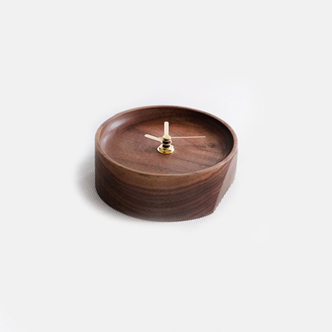 small-walnut-table-clock-back-on-table-lay-down