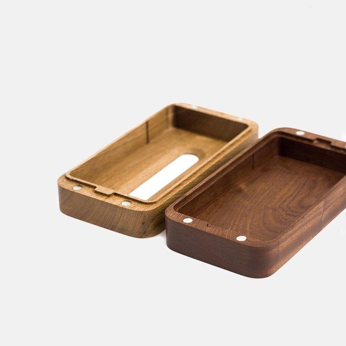 wood-tissue-box-holder