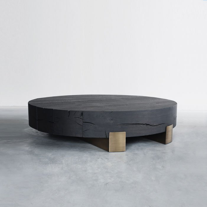 Beam-Limited-Round-Coffee-Table-black-french-oak-clean