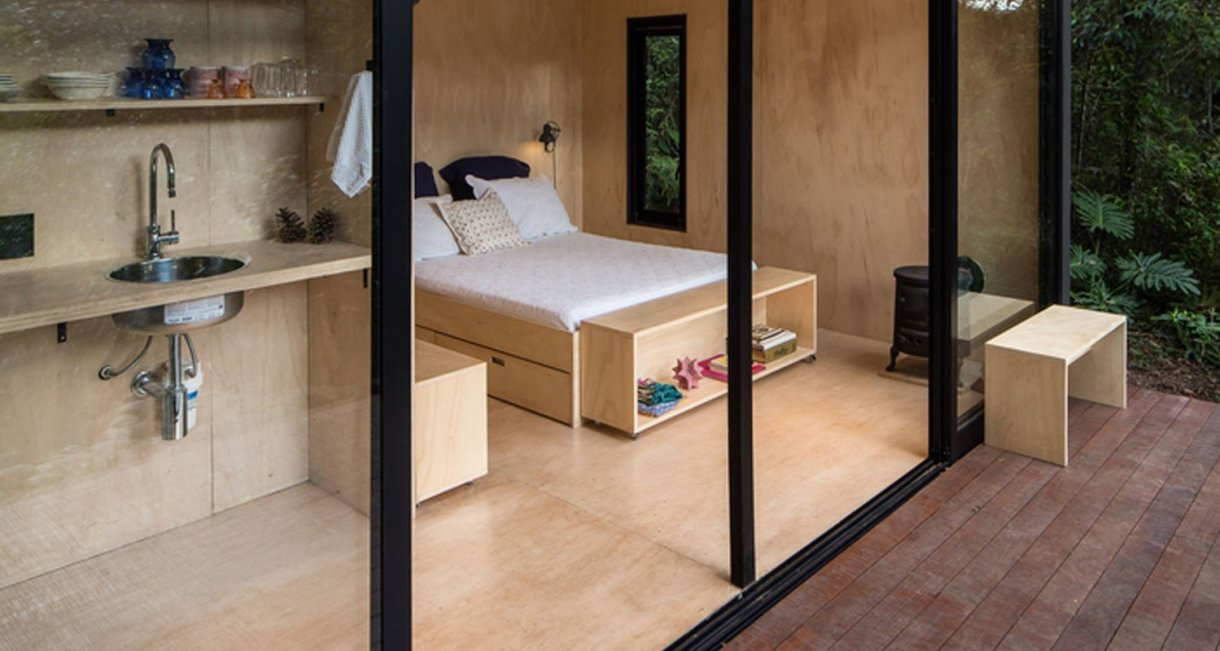 Chalet-M-Silvia-Acar-cabin-bedroom