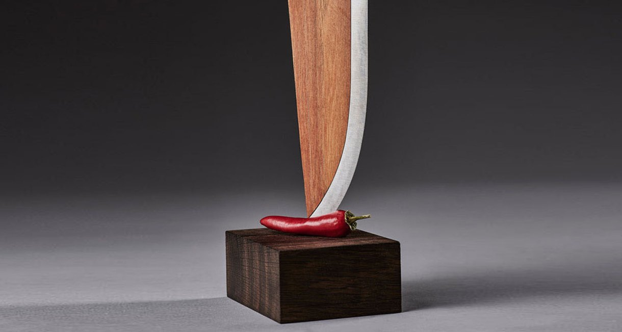 SKID-wood-steel-knife-Chef-Knife-5
