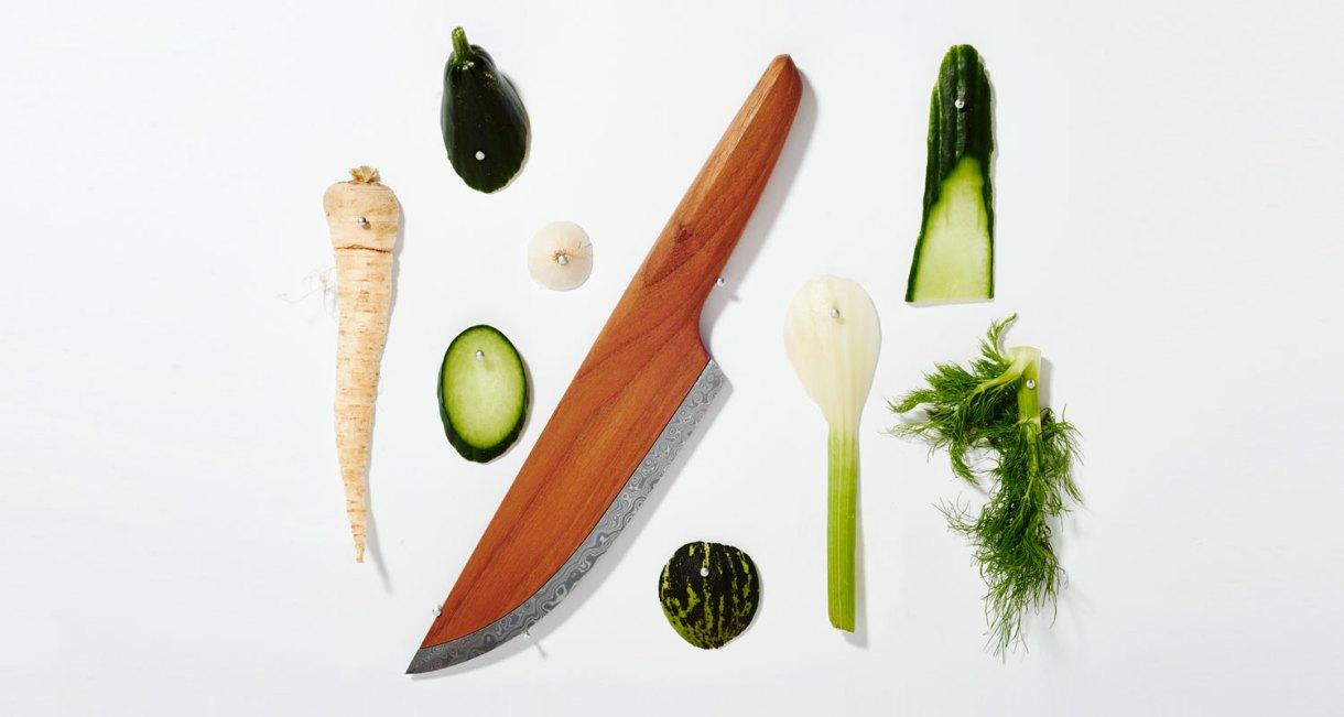 SKID-wood-steel-knife-Chef-Knife-6