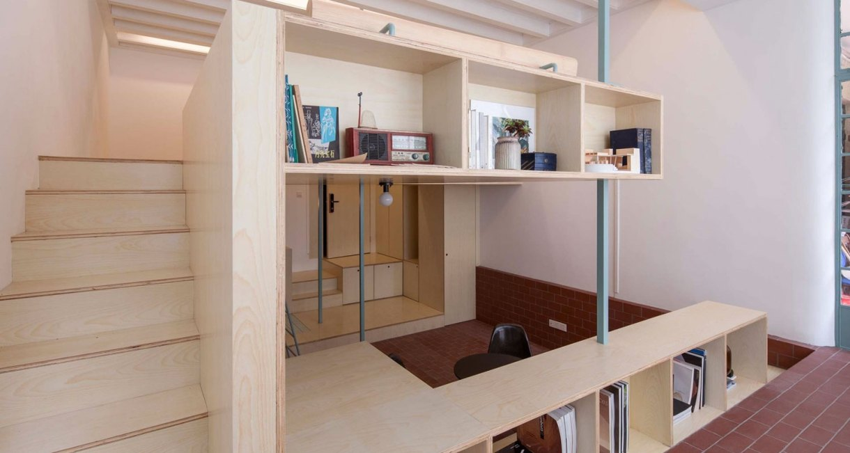 U-shape-room-compact-living-space-Atelier-tao+c-12