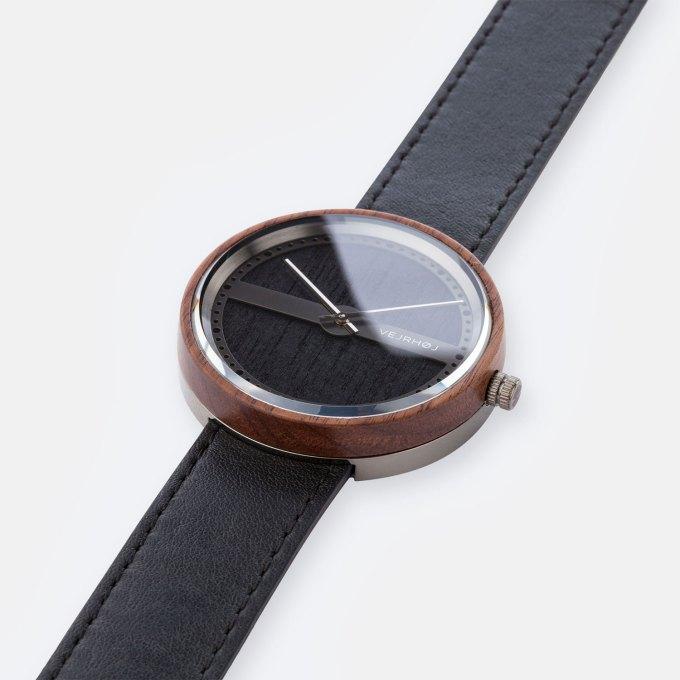 Danish wooden watch