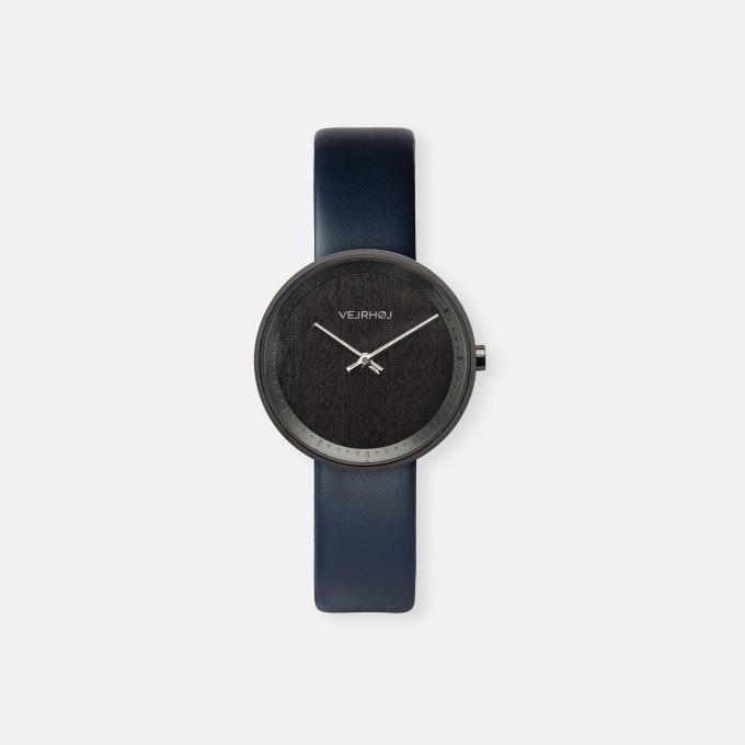 gunmetal-stainless-walnut-wood-wooden-watch-blue