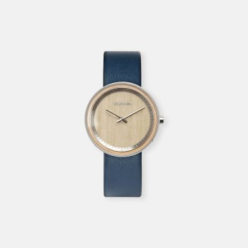 silver-front-wooden-watch-blue-strap-344