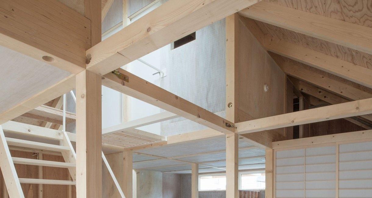 House-in-Shinkawa-Yoshichika-Takagi-wood-building-1