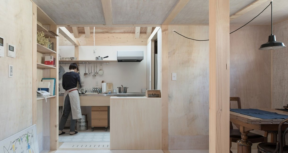 House-in-Shinkawa-Yoshichika-Takagi-wood-building-3