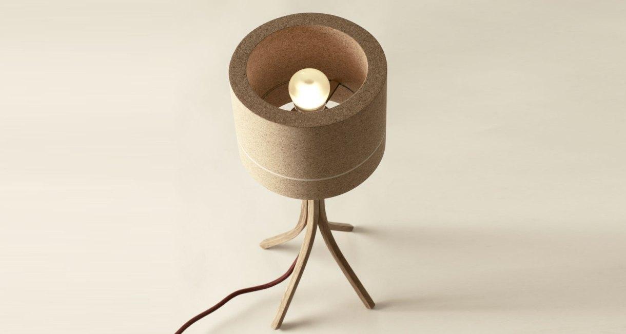 Minus-Head-Haft-wooden-design-lamp