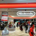 Nintendo Store, ¡Mario menuda cola!