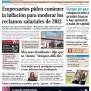 Tapas De Diarios Viernes 14 De Octubre De 2011 Muyshangai