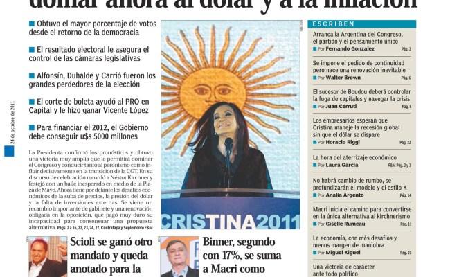 Tapas De Diarios Lunes 24 De Octubre De 2011 Muyshangai