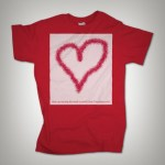 Squid heart T-shirt