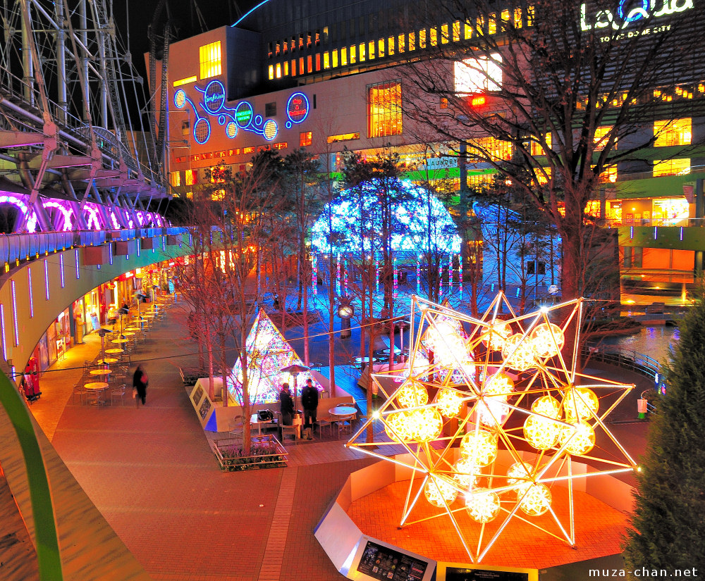 Where to travel in Japan 7 Must See Tokyo Christmas