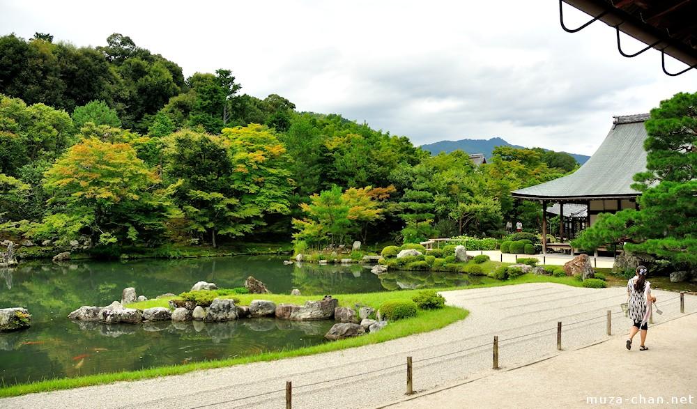Japanese Garden Aesthetic Principles Borrowed Scenery