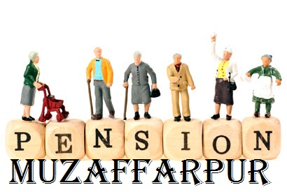 pension muzaffarpur