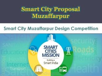 Muzaffarpur smart city proposal