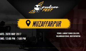 pulsarfest 2017 muzaffarpur