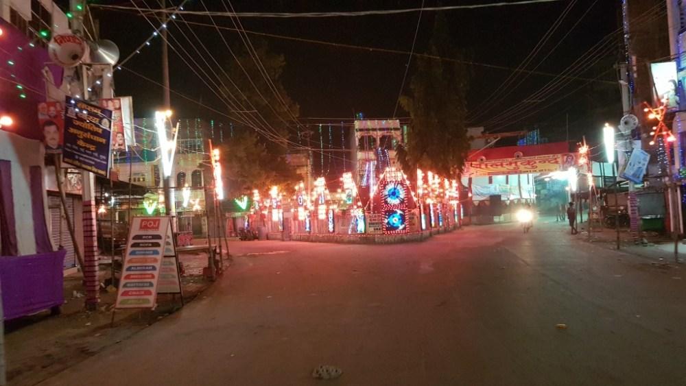 Chhata Chowk Muzaffarpur Durga Puja (1)