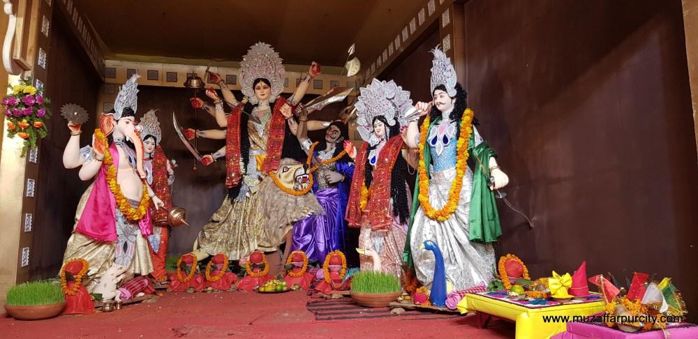 Kalambagh chowk Durga Puja 2018 (1)