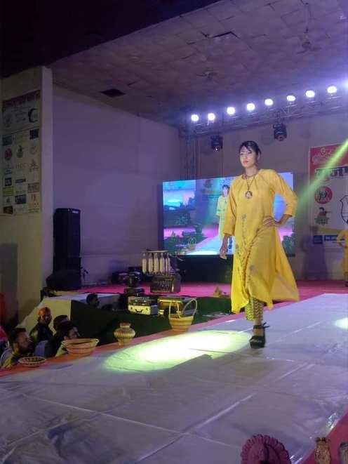 Muzaffarpur Khadi Fashion Show (14)